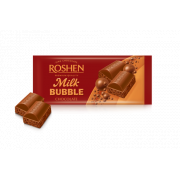 Chocolate ROSHEN Milk bubble 80gx20