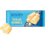 Chocolate ROSHEN White bubble 80gx20