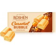 Chocolate ROSHEN Caramel bubble 80gx20