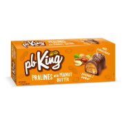 PB King Pralines with peanut Butter 171gx18