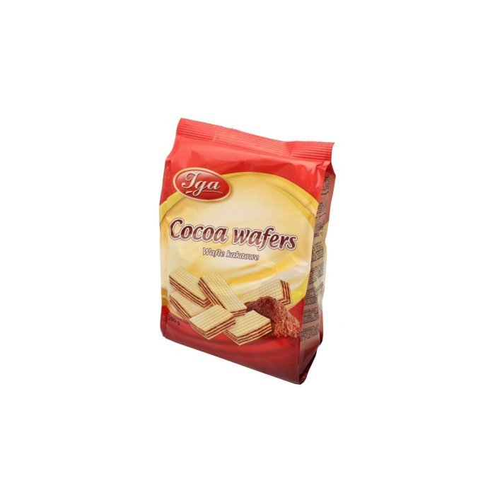 Wafers cocoa 200gx12